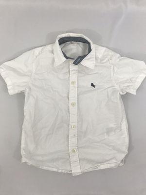 H&M White Polo Shirt, Size 2T for Sale in Bonney Lake, WA