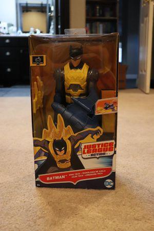 Collectible Batman Justice League Action Figure. for Sale in Las Vegas, NV