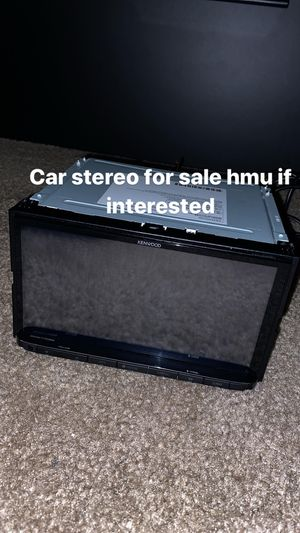 Kenwood Car stereo for Sale in Los Angeles, CA