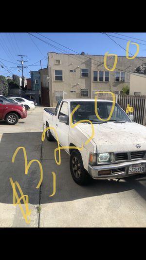 Standar pick up Nissan hardbody 1997 for Sale in Los Angeles, CA