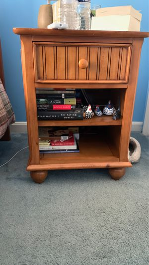 Nightstand for sale for Sale in Fort Washington, MD