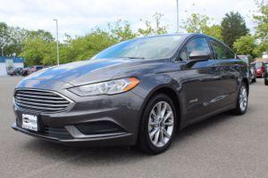 2017 Ford Fusion for Sale in Renton, WA