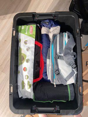 Camping kit. for Sale in Scottsdale, AZ