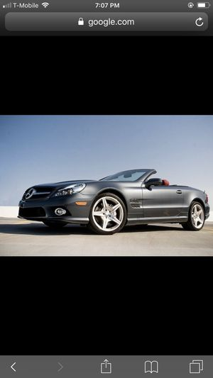 2011 Mercedes Benz sl 550 parts for Sale in Niles, IL