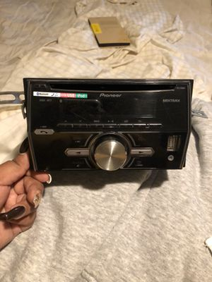 Pioneer Bluetooth Stereo for Sale in Bakersfield, CA