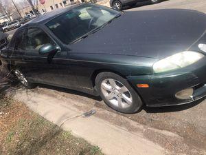 Lexus sc 400 for Sale in Colorado Springs, CO