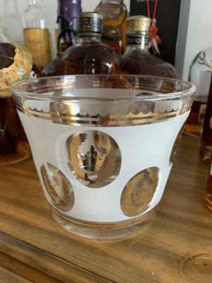 Ice glass bucket (antique) for Sale in Miami, FL