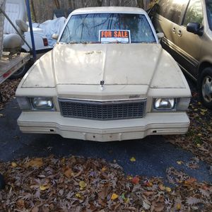 1979 G Body Monte Carlo for Sale in Owings, MD