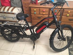 ELECTRIC Cargo Bicycle for Sale in Concord, CA