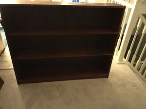A wooden dresser. for Sale in Rockville, MD