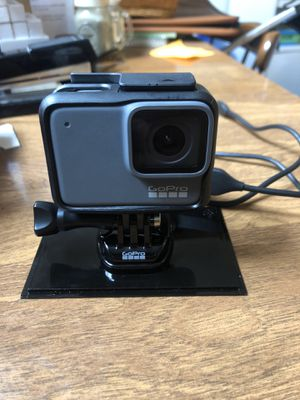 GoPro hero seven and Two bags of accessories for Sale in Heath, OH