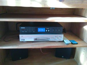 Stereo Receiver, HD Radio and Speakers for Sale in East Brunswick, NJ