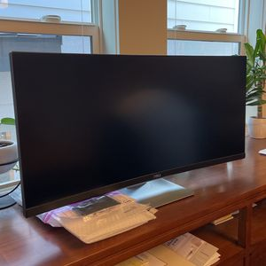"Dell 34"" UltraSharp Curved Ultra Wide IPS Monitor - U3415Wb for Sale in Seattle, WA"