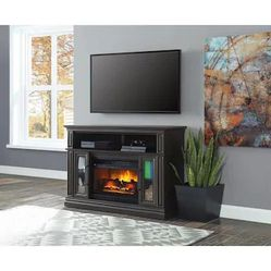 Electric Fireplace And Media Center for Sale in Arlington,  WA