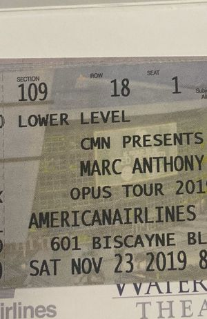 MARC ANTHONY for Sale in Hialeah, FL