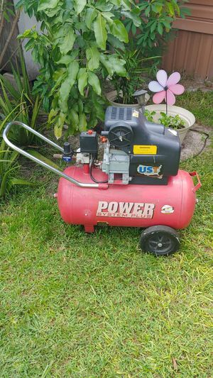 Power system plus air compressor for Sale in Tampa, FL