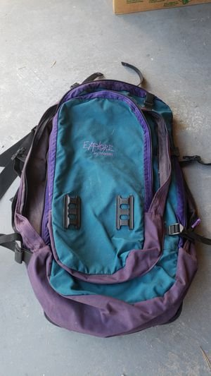 Duffle bag, back pack for Sale in Littleton, CO