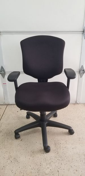 High End Memory Foam Office Chair, Computer Ergonomic Desk Rolling Chair for Work from Home or Virtual Distance Learning for Sale in San Diego, CA