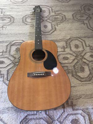 Montana acoustic guitar for Sale in San Luis Obispo, CA