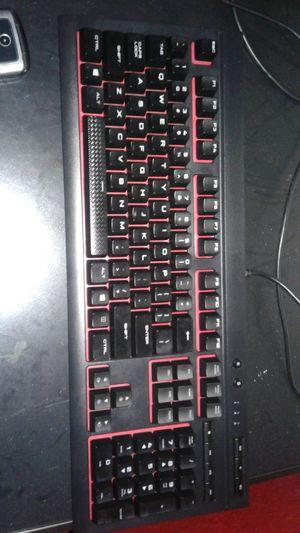 Corsair K68 Mechanical Gaming Keyboard for Sale in Huntington Beach, CA