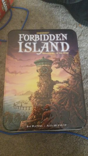 Forbidden Island (new) for Sale in Salinas, CA