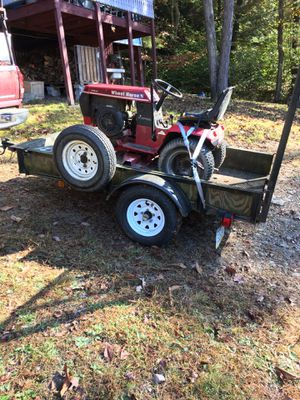 8' utility trailer for Sale in Duquesne, PA