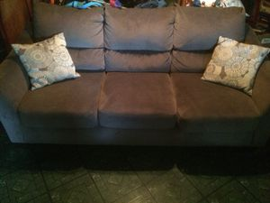 Mocha colored sofa and love seat for Sale in Meherrin, VA