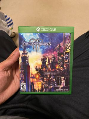 Kingdom hearts 3 Xbox one for Sale in Hayward, CA