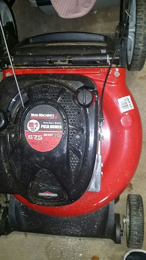 21 inch lawn mower for Sale in Ashburn, VA