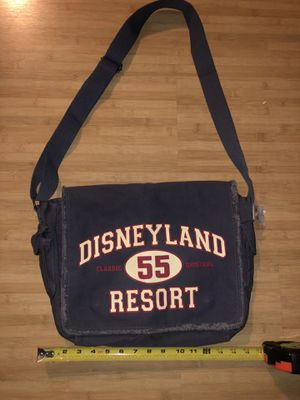 Brand New, Disneyland Messenger Bag for Sale in Hauula, HI