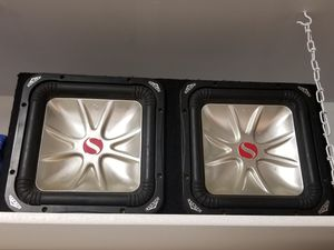 2 Kicker Solo-Baric L5 12's 05S12L52 for Sale in Denver, CO