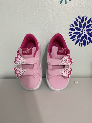 Pink puma size 8 for Sale in San Jose, CA