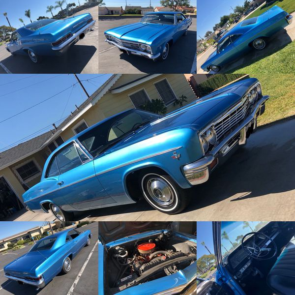 1966 Impala For Sale In Buena Park, CA