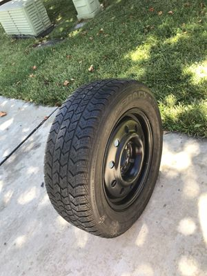 Tire and Rim for infinity model for Sale in Elk Grove, CA