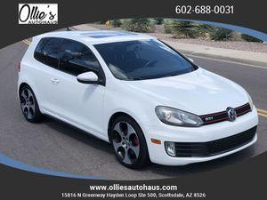 2010 Volkswagen GTI for Sale in Scottsdale, AZ