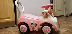 Kiddieland Toys Limited Minnie Dancing Ride On Toy 4 girls for Sale in San Jose, CA