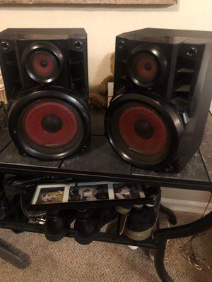 Panasonic speaker system for Sale in Fresno, CA