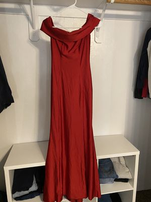 Red Prom Dress for Sale in Los Angeles, CA