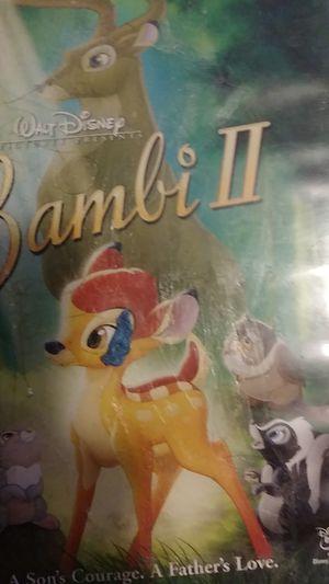 Bambi II DVD for Sale in Middleburg, FL