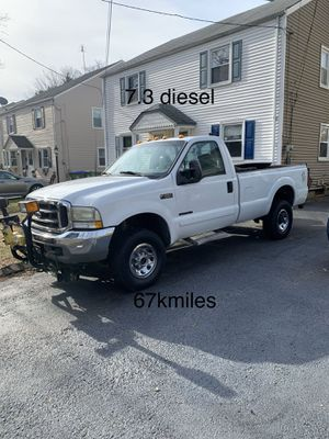 2002 Ford 7.3 diesel 67k miles 4x4 for Sale in Edison, NJ