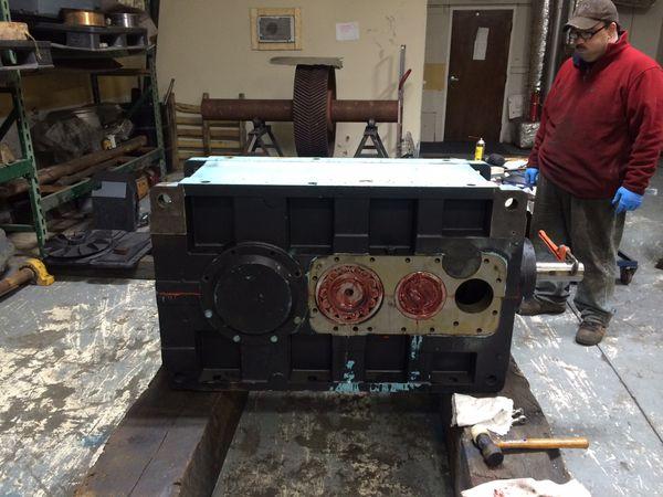 Falk gear reducer & Dodge reducers rebuild and sells forklift repairing