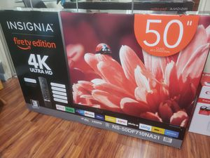 New!!!!! 50in 4k ultra tv for Sale in St. Petersburg, FL