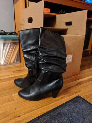 High Heeled Boots 8 1/2 for Sale in Arnold, MO