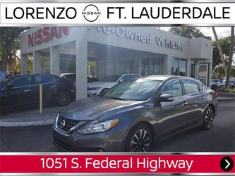 2018 Nissan Altima for Sale in Fort Lauderdale,  FL