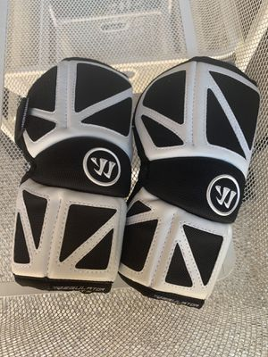 Warrior lacrosse elbow pads small for Sale in Irvine, CA