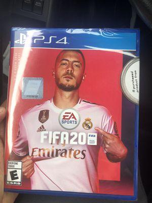 Fifa 20 Brand New for Sale in San Jose, CA