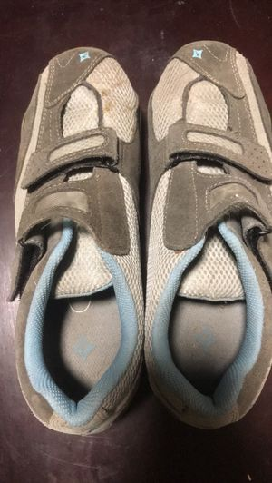 Specialized Size 10 Clip in Bike Shoes for Sale in Riverview, FL