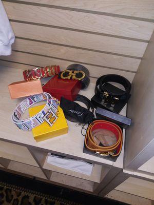 Designer Belts $200 BRAND NEW! for Sale in Washington, DC