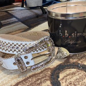 bb Simon Belt for Sale in San Diego, CA