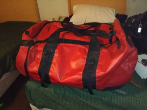 The north face duffle bag and backpack for Sale in Seattle, WA